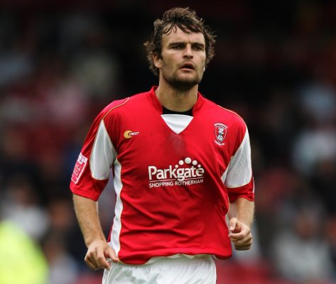 Football Firsts: Former Rotherham United defender Ian Sharps