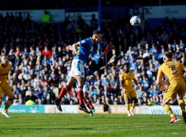 Kal Naismith, Naismith, Paul Cook, Pompey, Portsmouth, PUP, SkyBet League One