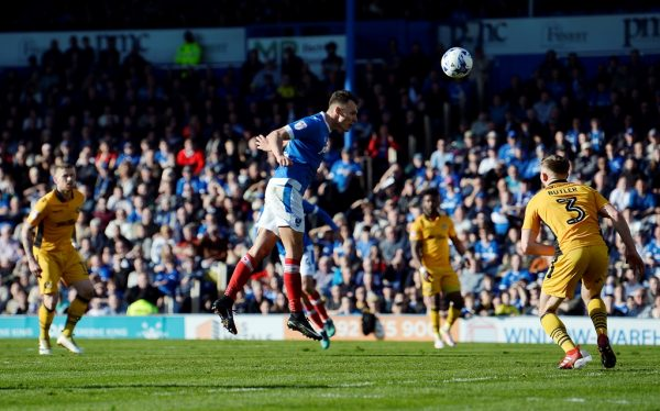 """Portsmouth winger Naismith delighted after """"brilliant"""" month"""