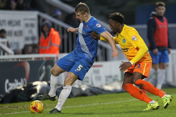 Harrison: Pools fans had every right to boo us off after Orient defeat