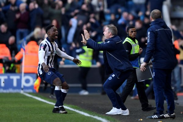 QPR likely winners of race to sign Millwall's Fred Onyedinma