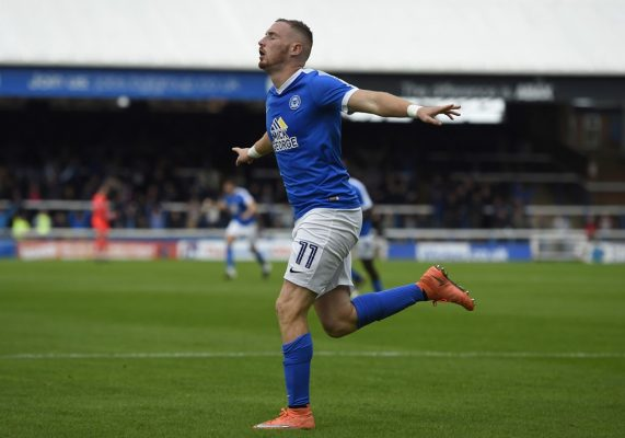 15 assists and counting for Posh maestro Marcus Maddison