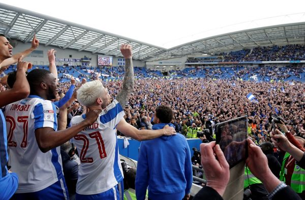 Bloom has sculpted Brighton into an 'elite level club', says former Seagull Kerry Mayo