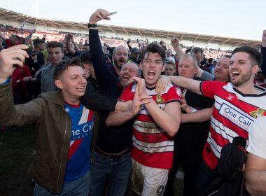 Darren Ferguson, Doncaster, Doncaster Rovers, Donny, Ferguson, John Marquis, Marquis, Millwall, SkyBet League Two