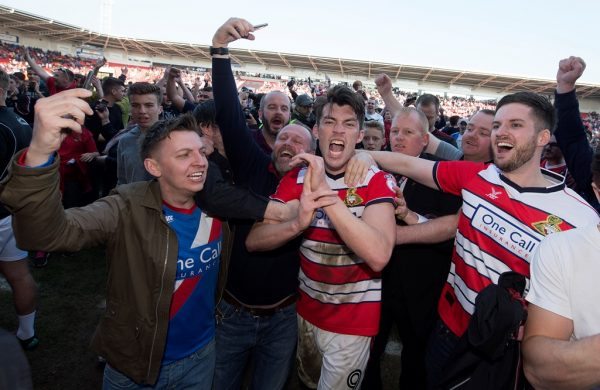 Marquis says Ferguson so crucial to his Doncaster success