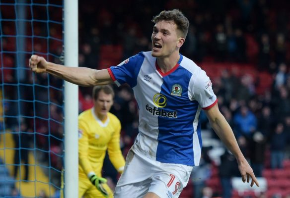 Gallagher: 'I'm only on loan, but I feel so much loyalty to Rovers'