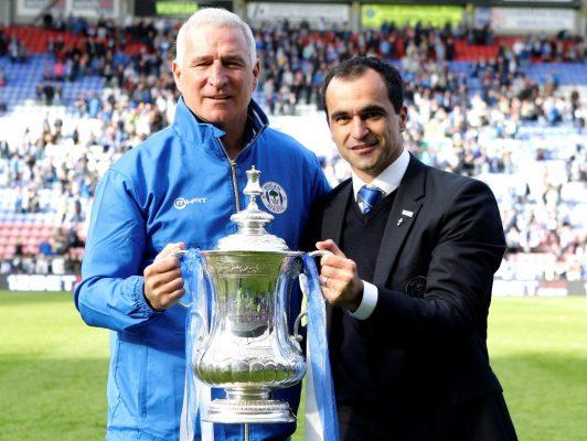 Profile: Wigan Athletic interim manager Graham Barrow