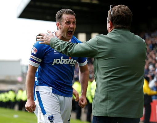 Doyle: Promotion from League Two is just the first step for Pompey