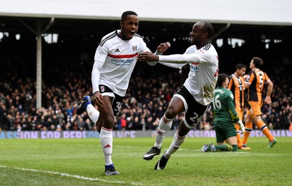 Fulham ward off interest from Premier League big boys by insisting 'next Ashley Cole' isn't for sale