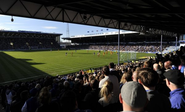 Portsmouth require £5m to make Fratton Park fit for purpose, as Eisner jets in to UK