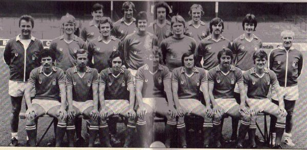 Where Are They Now? Nott'm Forest's Second Division promotion-winners 1976-77