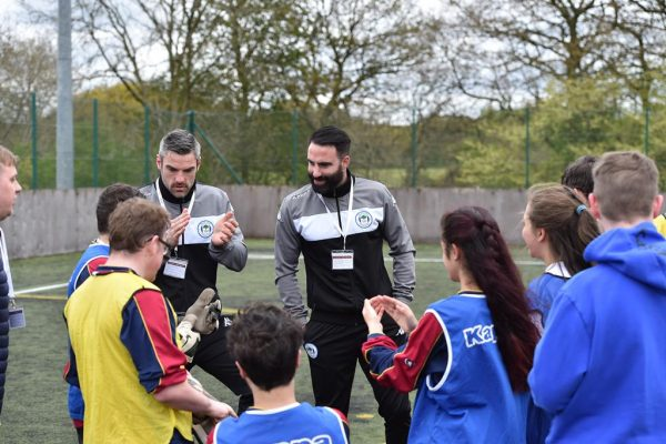 Clubs unite for EFL Day of Action to showcase community work