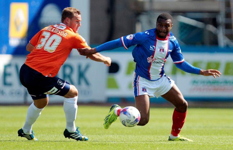 Amoo, Cambridge, Cambridge United, CamUTD, Carlisle, Carlisle United, CUFC, Cumbrians, David Amoo, EFL, SkyBet League Two