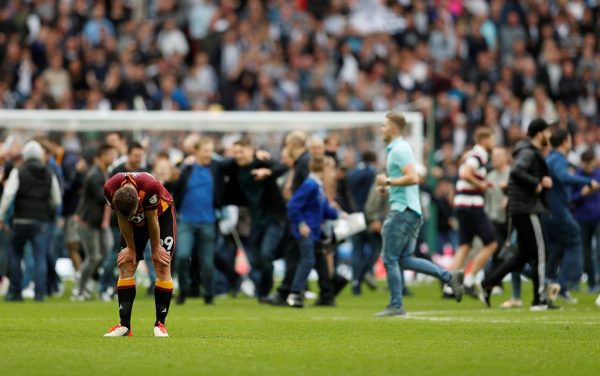 EFL urges Wembley and Met Police to identify Millwall pitch invaders and take appropriate action