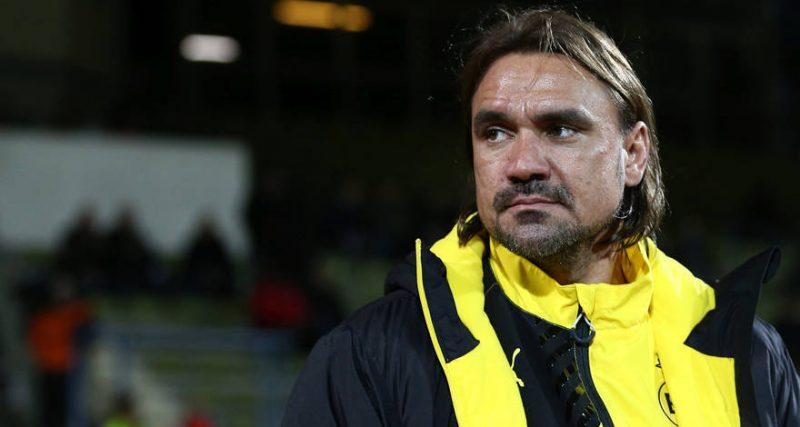 Borussia Dortmund, BVB, Daniel Farke, EFL, Farke, NCFC, Norwich, Norwich City, OTBC, SkyBet Championship