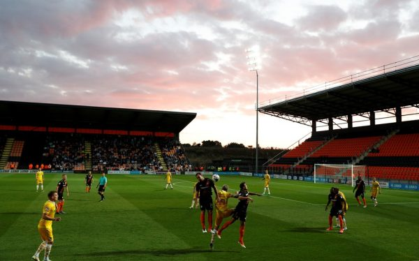 Barnet appoint Rossi Eames as permanent head coach