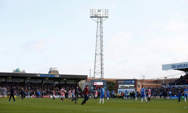 TNS boss Harrison appointed Hartlepool manager