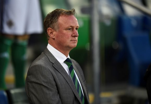 Norwich hold talks with Northern Ireland boss O'Neill