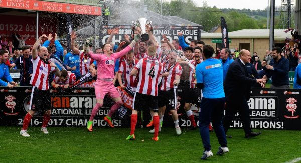 Lincoln City return to the EFL with Cowley bros looking to take their chance