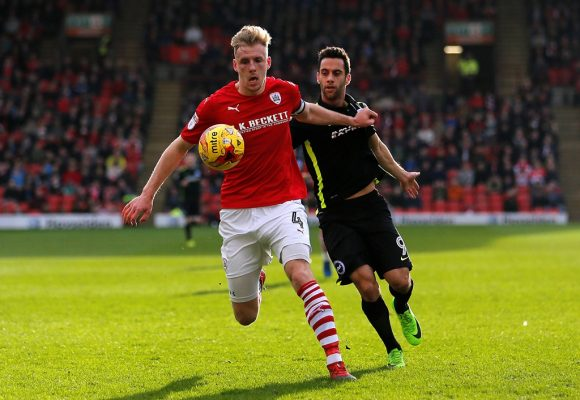 Captain Roberts flourishing at Barnsley after brilliant season