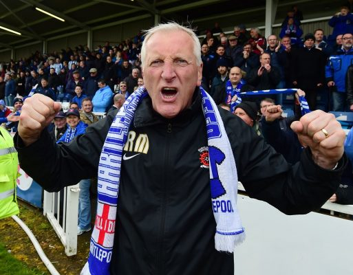 Cheap fix will punish Hartlepool, says former boss Ronnie Moore