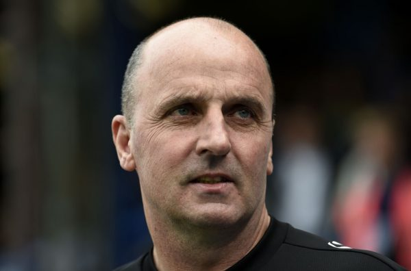 Pompey keen to keep manager Cook amid Wigan interest