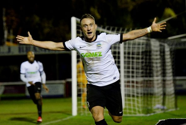 Peterborough wrap up deal for National League goal machine Ricky Miller