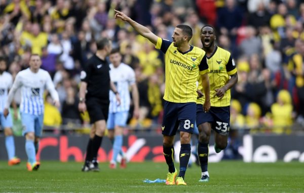 Bristol Rovers complete signing of Oxford United's Sercombe