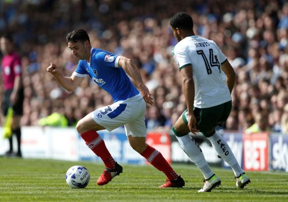 Departing Pompey star Stevens has high hopes for former club