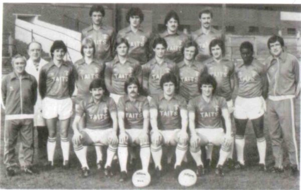 Where Are They Now? Barnsley's Division Three runners-up 1980-81