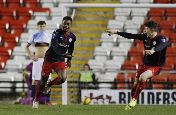 Charlton complete deal for Reading youngster Fosu