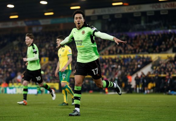 """""""Helder Costa's my boy"""" – Shi says Wolves won't sell winger"""