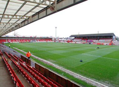 Cheltenham, Cheltenham Town, CTFC, EFL, Eisa, Gary Johnson, Johnson, Mohamed Eisa, Robins, SkyBet League Two