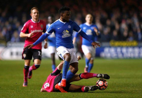 Barnet sign ex-Peterborough striker Shaquile Coulthirst