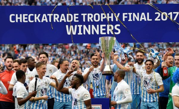 Derby matches form basis of 2017-18 Checkatrade Trophy