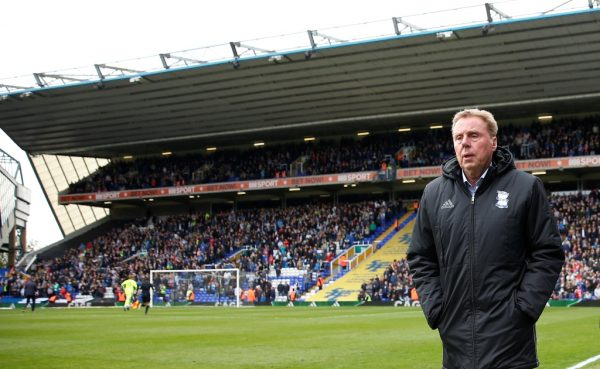 Redknapp: Birmingham need more signings or face 'difficult' season