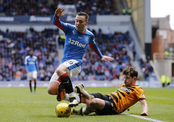 Nottingham Forest sign Rangers winger McKay