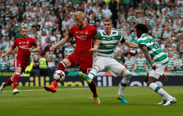 Stockley returns to Exeter from Aberdeen in club record deal