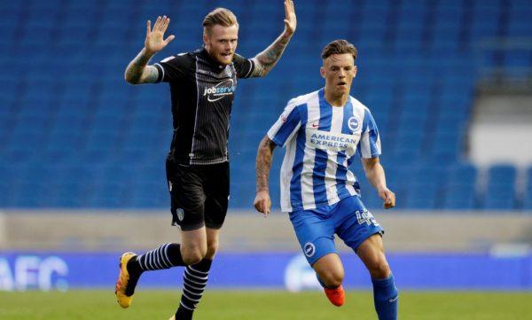 Newport bring in Brighton defender White