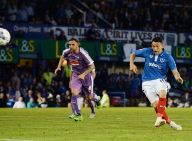EFL, FLP, Gary Roberts, Jackett, Kenny Jackett, Pompey, Portsmouth, PUP, Roberts, SkyBet League One
