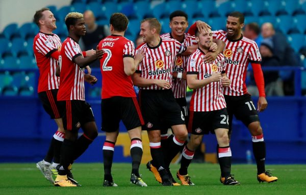 'We're in this division because we deserve to be', says Sunderland's Cattermole