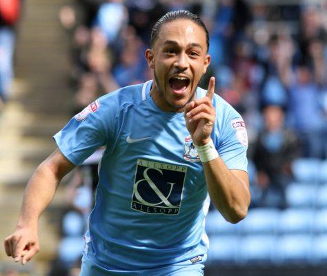 Jones shuns Premier League clubs to become key man for Sky Blues