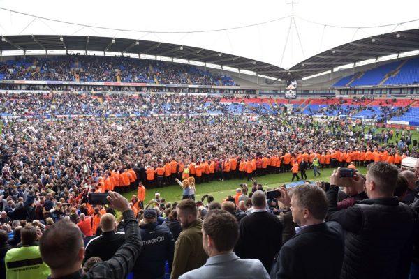 Bolton's transfer embargo lifted