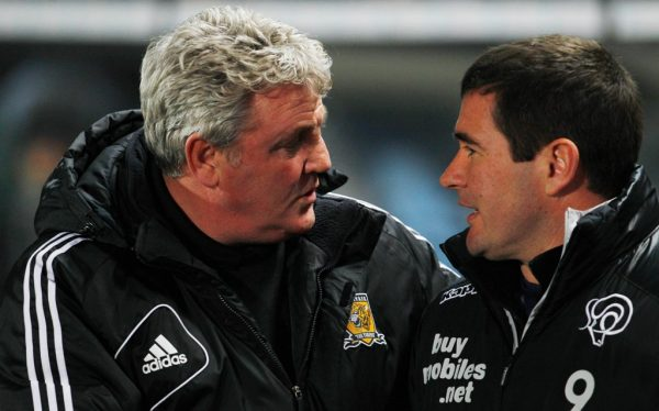 Villa boss Bruce reveals he voted for Burton's Clough as Manager of the Year