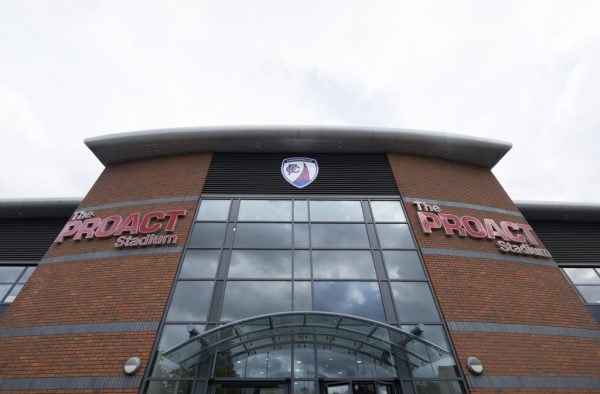 Chesterfield announce Branston departure ahead of manager unveiling