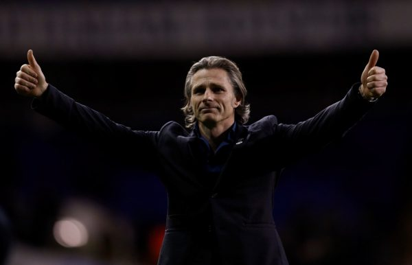 The Big Interview: Wycombe boss Gareth Ainsworth