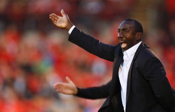 Northampton confirm Hasselbaink appointment