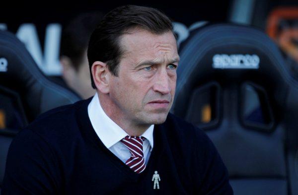 First Football League sacking of the season as Edinburgh leaves Northampton