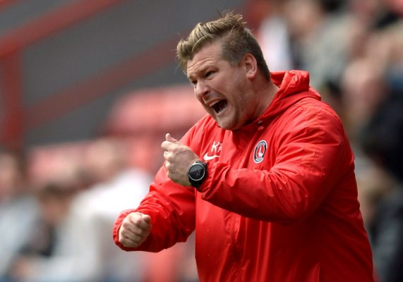 """""""Our bar has been smashed and reset"""" – Charlton boss Robinson reacts to Wigan defeat"""