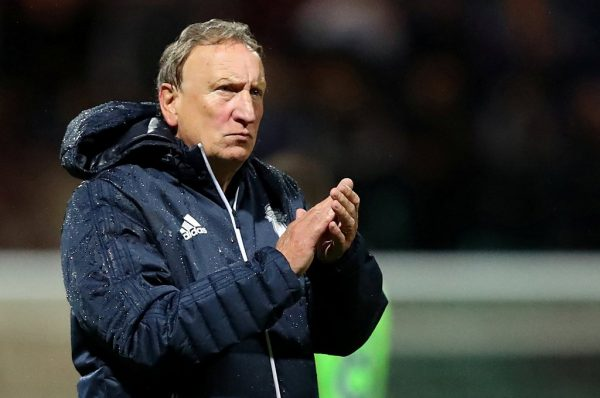 Warnock names the six Championship sides he expected to compete for promotion